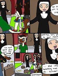 Convent Kitties
