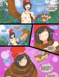 Kaa Discovers Pokemon Trainers 1