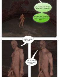 Lara Croft -The Pit