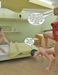 Mom Domination- 2, Incest3DChronicles - part 3