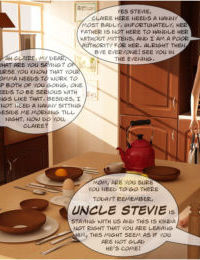 Uncle Arriving Part 2- Incest3DChronicles - part 2