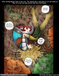 The Reptul Attacks 03-04,Duke Honey
