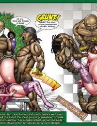 Big Tit Brenda- Christmas Conjugala