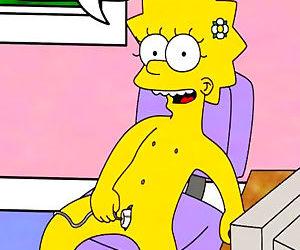 Lisa simpson masturbation - part 12