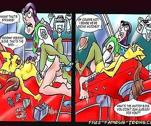 Buzz lightyear hard sex - part 6