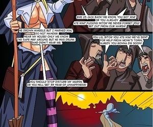 Witch uses magic to fuck - part 12