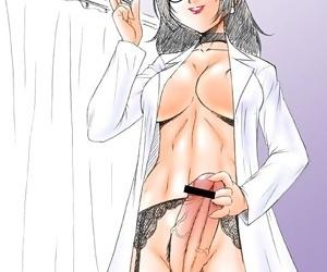 Toon shemale nurses - part 13
