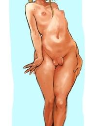 Small cock hentai tranny - part 8