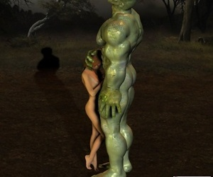 3d toon girl fucked by giant monster - part 14