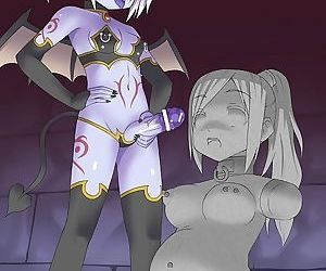 Evil dickgirl succubus - part 3