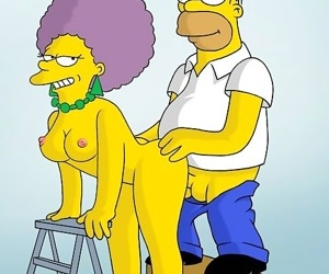 Dirty cheating simpsons south park sex insanity - part 9