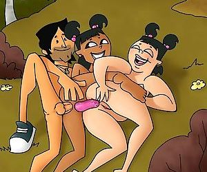 Sex at total drama island pussy for venture bros - part 5