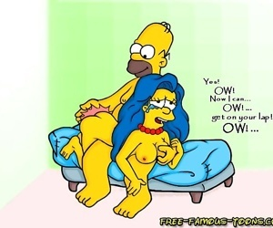 Famous toon lisa simpson seduced and fucked - part 3