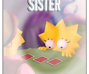Lisa simpson lesbian fantasy comics - part 10