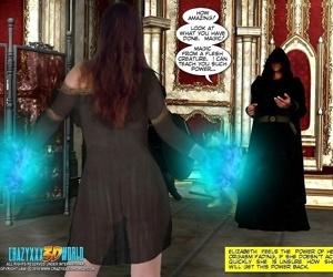 Anal xxx fantasy comics - part 10