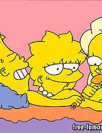Bart and lisa simpsons wild sex - part 13