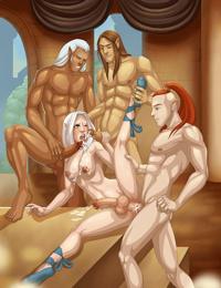 Futanari porn from maplemoon - part 8
