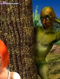 The sexual adventures in the fairy forest - part 12