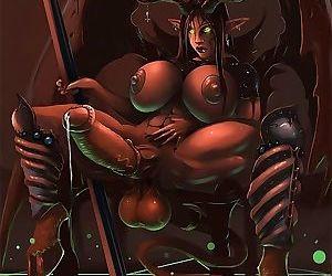 Succubus hentai shemales - part 15