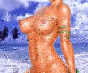 Big tits bikini dickgirls - part 13