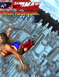 Wonder woman interracial sex - part 13