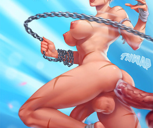 Futanari cartoons - part 10