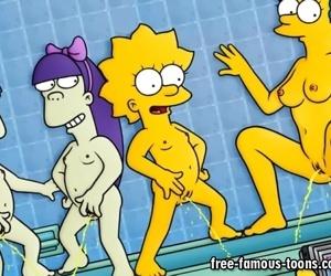 Lisa simpson lesbian sex - part 6