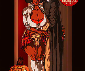Pleasure Knight Interracial