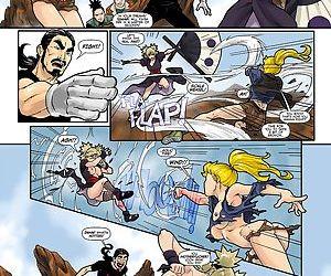 Hot Duels 1- Temari vs Linka