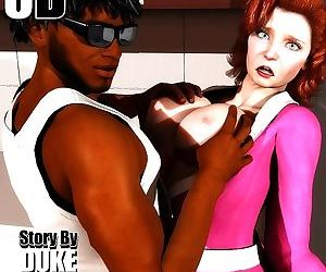 Mrs. Keagan 3D Vol.2- Duke Honey