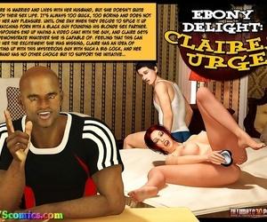 Ebony Delight- Claire's Urge