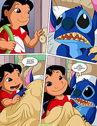 Lilo and Stitch- Lessons,Pal Comix