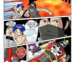 Hells Ninja 2 & 3- Hentai Central