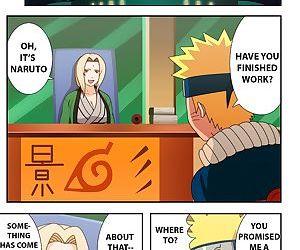 Naruto -ChiChiKage -Big-Breast Ninja
