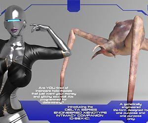 RedRobot3D- Interspecies Communication #7