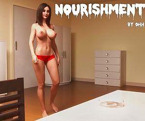 Ohh- Nourishment