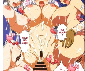 Kirin's Mating Season- Hentai
