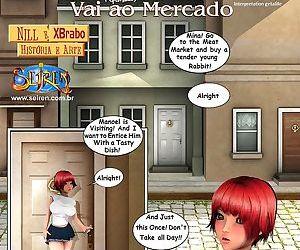 Mina Goes To Market -Seiren