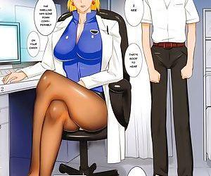 Doctors Attractive Pantyhose- Hentai