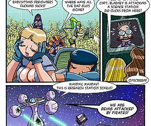 Starship Titus 7- Back To Future