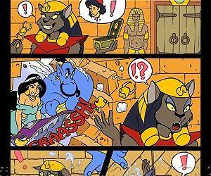 Aladdin- Don't Mess With Princess,Akubar