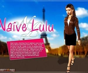 Naive Lulu 1- Ultimate 3D Porn