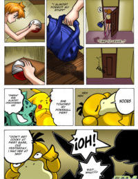 Pokemon- Misty's Room