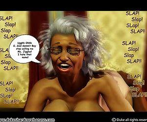 Ms Jiggles 3D 1