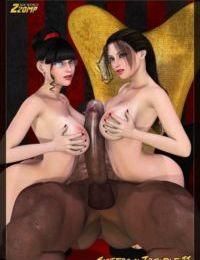 Sisters In Trouble 2