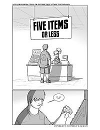 Five Items Or Less