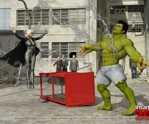 3d sex pictures with monster hulk - part 568