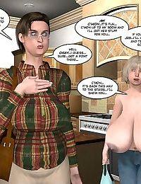 Malevolent intentions jag27 3d comics anime - part 643