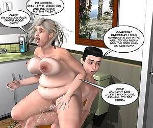 Caught in toilet 3d sex comics anime fat chubby toon 3d hentai c - part 617