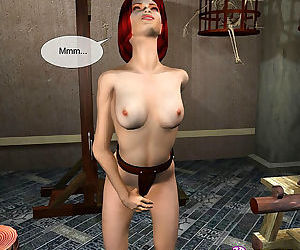 Kinky 3d whore fucking under guillotine - part 815